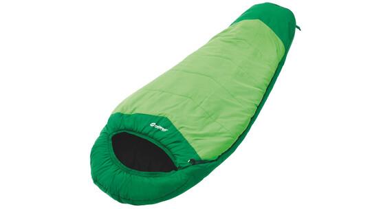 Outwell Convertible Junior Sleeping Bag green